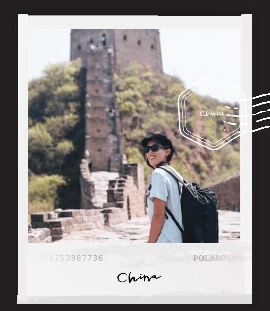 polaroid foto China
