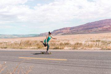 Longboarden in Amerika