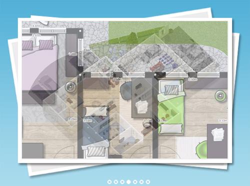 woon inspiratie  met floorplanner