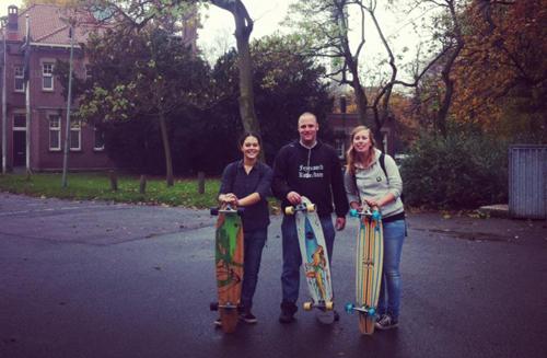 Sheenas longboard groep
