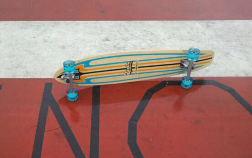 Stella Stingray board