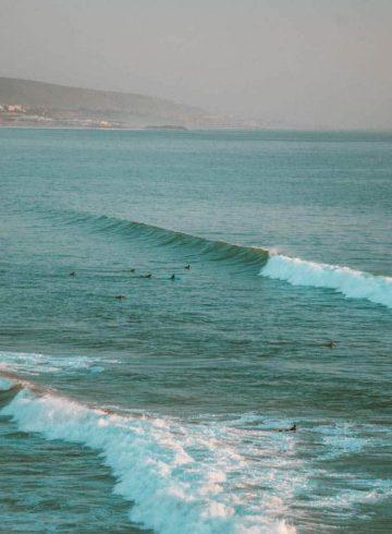 Surfbreaks in Marokko
