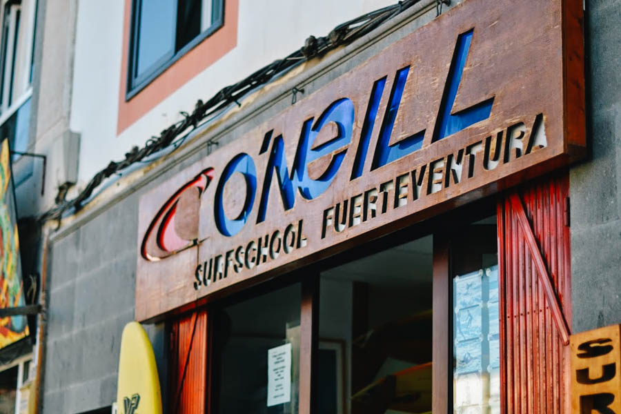 Oneill shop