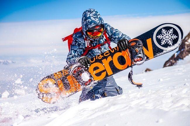 Snowboard Super Dry