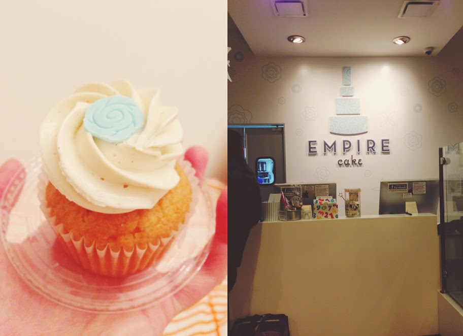 Empire Cake winkel NYC