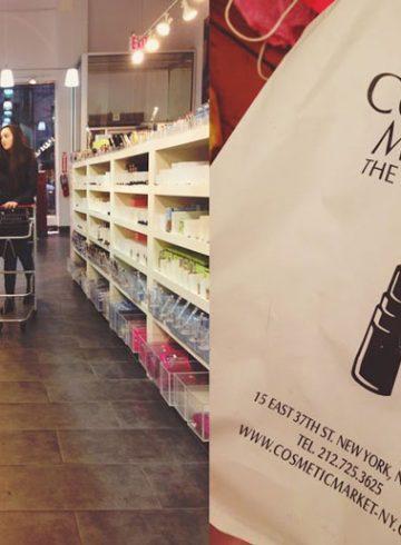 Shoppen beauty New York