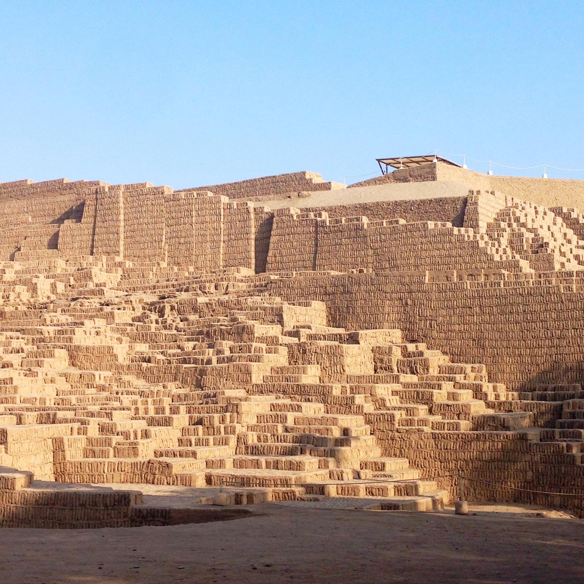 Ruine in Lima
