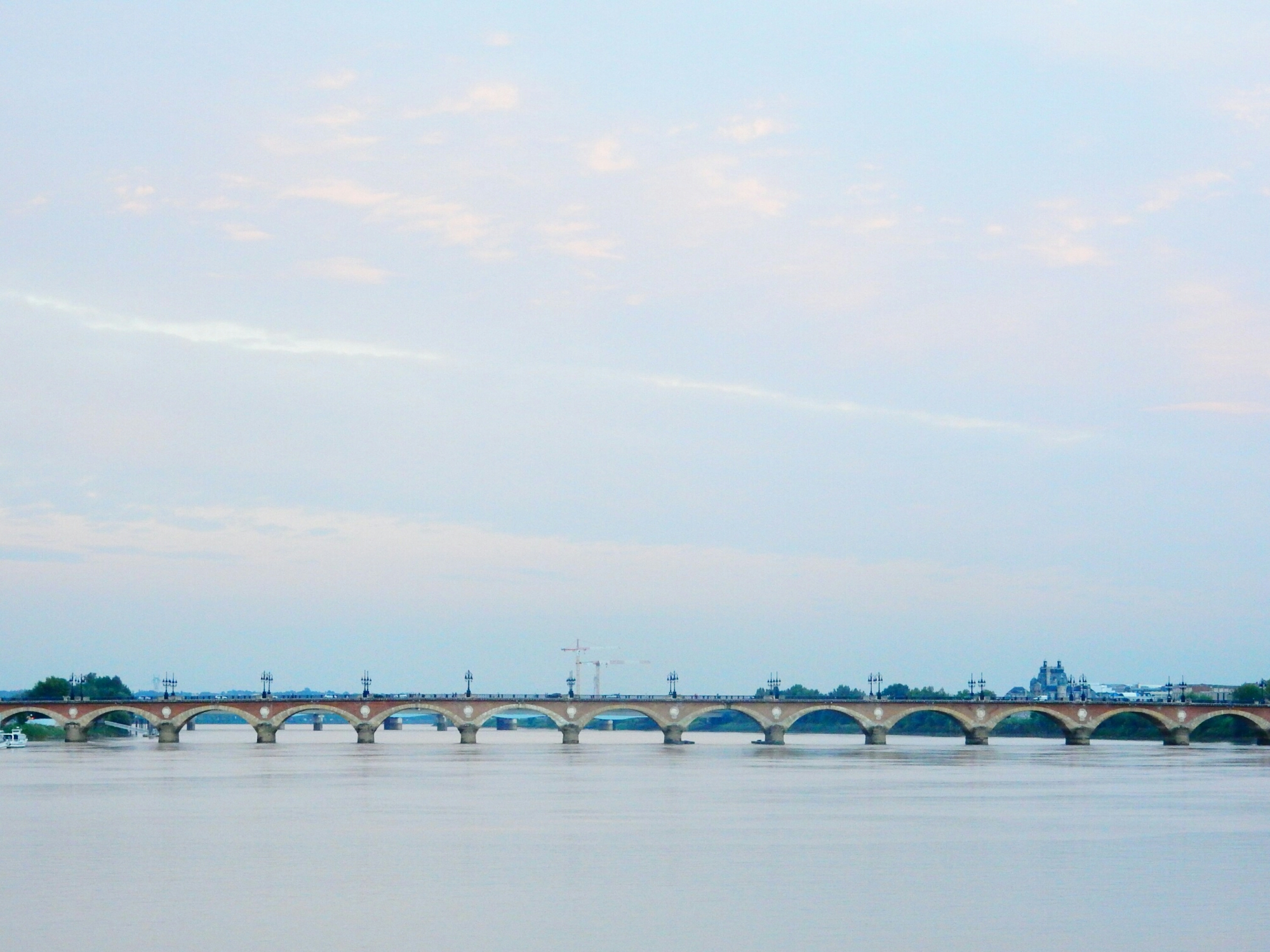 De Garonne in Bordeaux