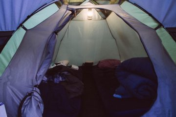 Coleman Darwin tent
