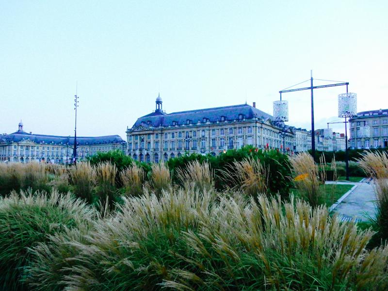 Place de la Bourse gebouw
