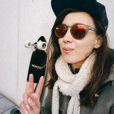 xo Evey - founder Lone Drifters