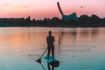 stand up paddle groningen
