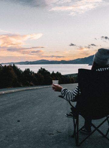 Nieuw Zeeland camper