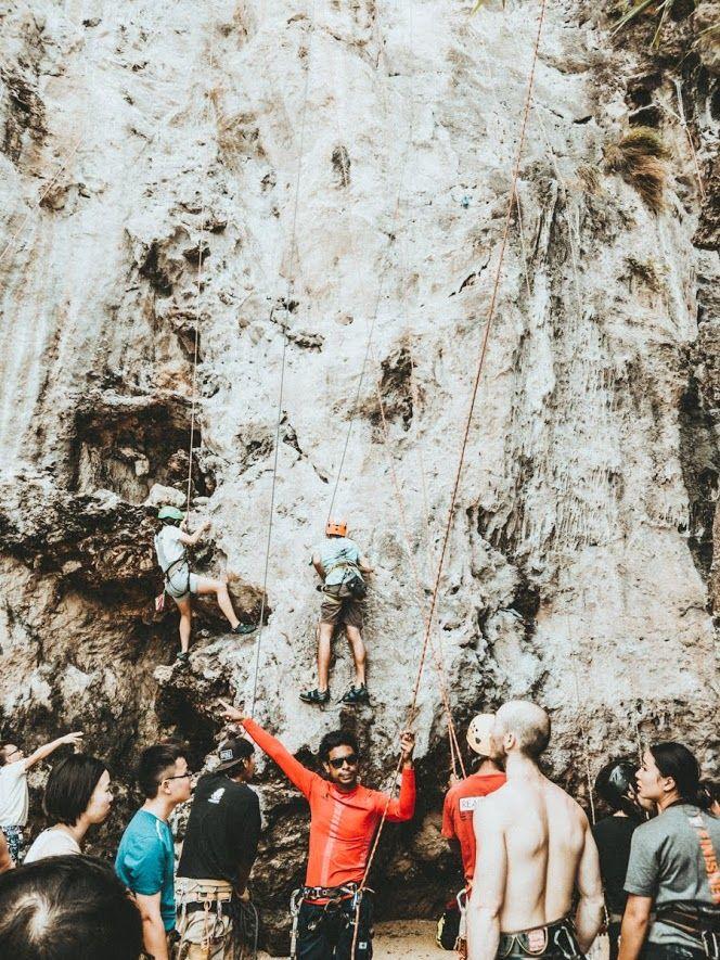 Luciano klimt in Krabi