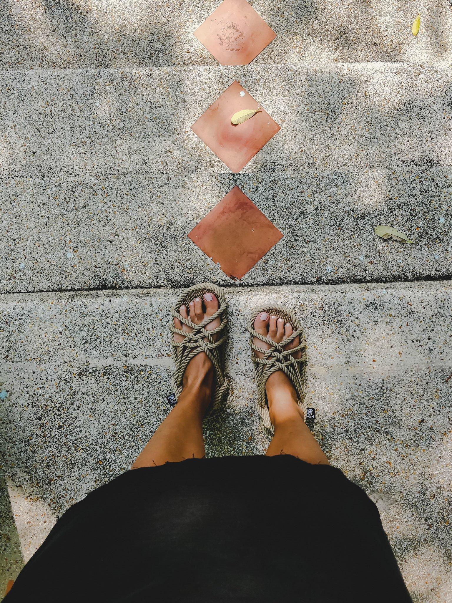 Sandalen van Nomadic State of Mind