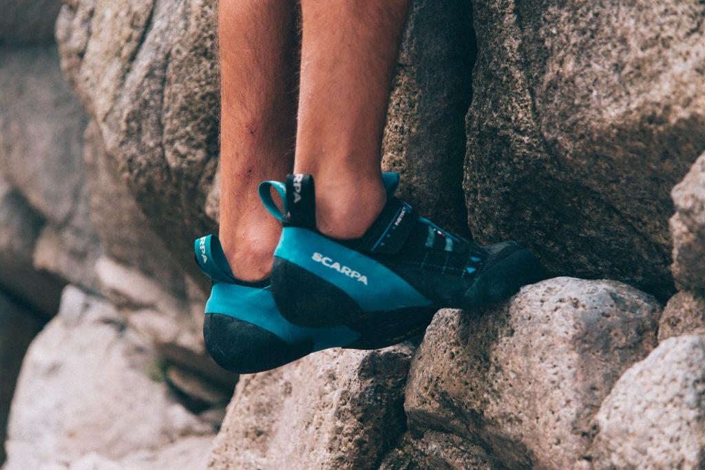 Scarpa klimschoenen