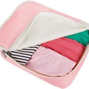 roze packing cubes van Suit Suit
