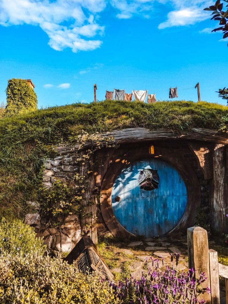 Hobbiton huisjes