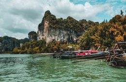 Strand van Railay