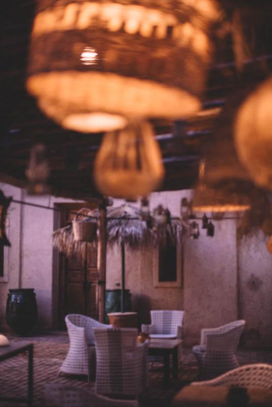 Mooie riads in Marokko