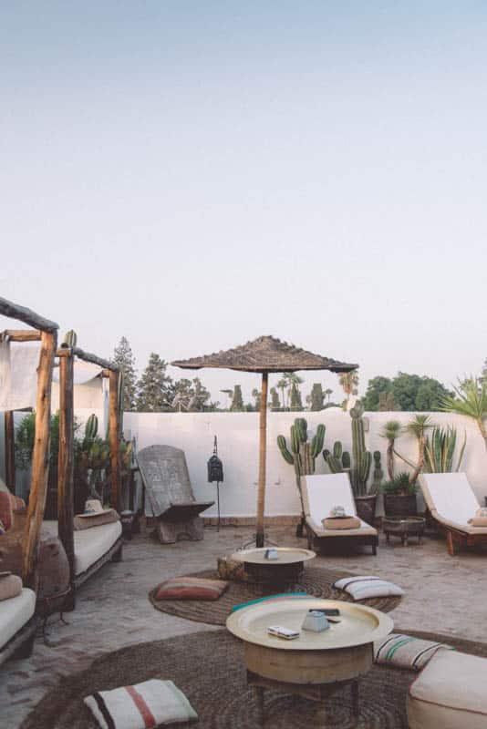 Riads Marokko