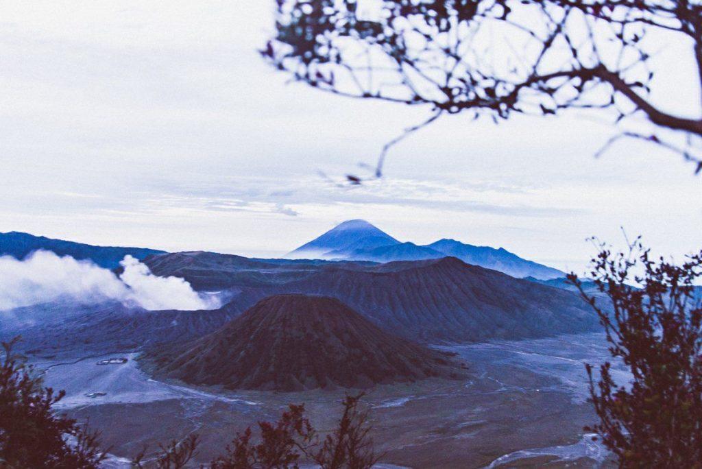 Bucketlist: Uitzicht over Mount Bromo