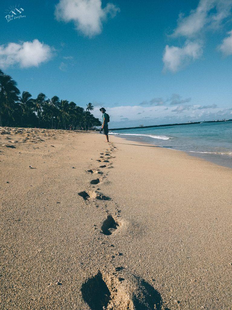 strand lopen oahu