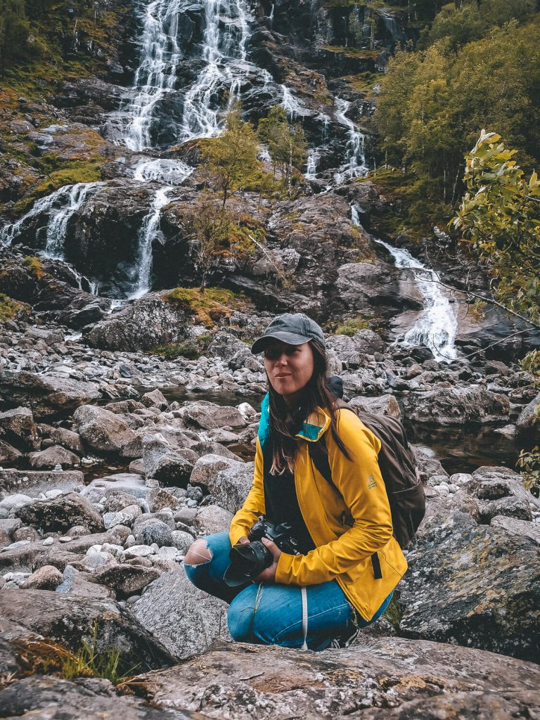 reisblogger Evelyn bij watervak